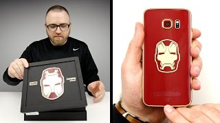 Download Iron Man S6 Edge Unboxing! Video