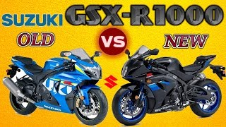 Download Suzuki GSX-R1000 Old Vs New | 2017 Video