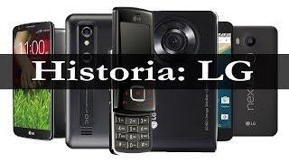 Download Teléfonos móviles LG | su historia en imágenes (2002 - 2017) Video