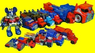 Download Transformers Optimus Prime Car Toys 트랜스포머 옵티머스 프라임 장난감 Video