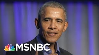 Download Barack Obama Trumps Donald Trump As 'Most Admired Man' | The Last Word | MSNBC Video