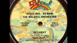 Download The salsoul orchestra - getaway Video