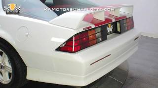 Download 132749 / 1992 Chevrolet Camaro Z/28 Video