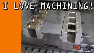 Download Tormach Dual-Station Orange Vise Production Run! WW119 Video