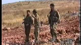 Download UNIFIL and IDF clash 13th July 1990 round 1 Lebanon Video