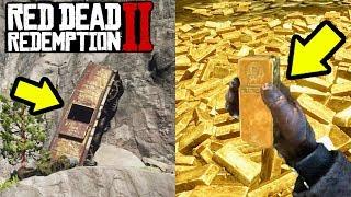 Download HIDDEN MONEY TRAIN WITH EASY MONEY in Red Dead Redemption 2! Video
