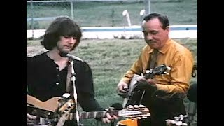Download The Byrds Meet Earl Scruggs & Band - Circa 1971 Video