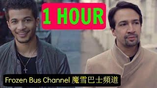 Download [1 HOUR][LYRICS] You're Welcome (Jordan Fisher ft. Lin-Manuel Miranda) loop Video
