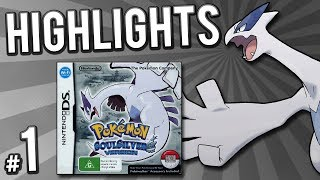 Download Pokemon Soul Silver Randomizer Nuzlocke - Highlights! | PART 1 Video