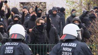 Download Sachsen kann auch anders: Linker Ausnahmezustand in Leipzig Video