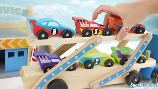 Download Paw patrol learn colors stacking cars Video