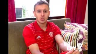 Download Rafinha do Bayern de Munique Criticando Jogadores do Shakhtar em Audio Video