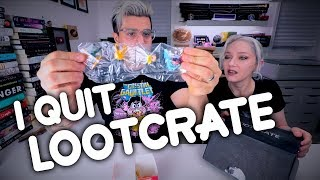Download This is why we Quit LootCrate Video