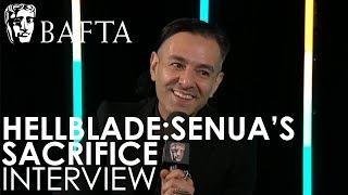 Download Five BAFTA Games Award wins for Hellblade: Senua's Sacrifice   Backstage BAFTA Games Awards 2018 Video