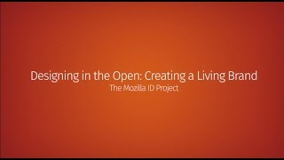 Download Designing in the Open: Creating a Living Brand Video