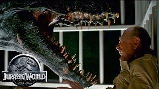 Download INDORAPTOR & CARNOTAURUS CONFIRMED (Spoilers) | Jurassic World Fallen Kingdom Video