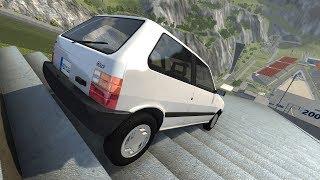 Download FIAT UNO DESCENDO A ESCADARIA! BeamNG.Drive Video