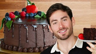 Download Homemade Vs. Boxed Chocolate Cake Video
