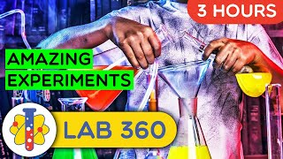 Download 3 HOURS of Ultimate SCIENCE EXPERIMENTS, SCIENCE TRICKS & LIFE HACKS COMPILATION Video