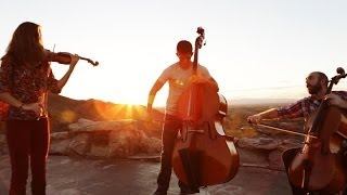 Download Fix You / Clocks - Coldplay (violin/cello/bass mashup) - Simply Three Video