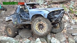 Download ROCK CRAWLING AT ADVENTURE OFFROAD PARK Video