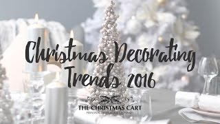 Download Christmas Decor Trends 2016 Video
