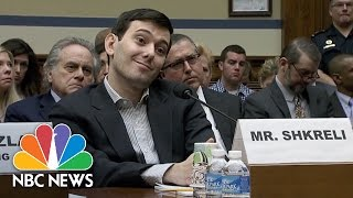 Download Martin Shkreli Testifies Before Congress and Annoys Congressmen | NBC News Video