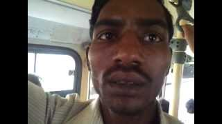 Download Pic Pocketer in DTC bus caught red handed Video