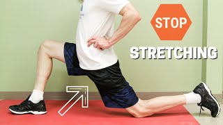 Download Stop Stretching Your Hip Flexors, Here is Why! Video