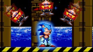 Download Sonic Mania: ULTRA INSTINCT SONIC - Sonic Sprite Animation Video