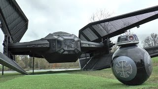 Download I Built a FULL SIZE Tie Fighter/Silencer Video