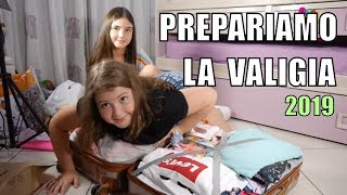 Download PREPARIAMO LA VALIGIA INSIEME ( VACANZE 2019 ) By Marghe Giulia Kawaii Video