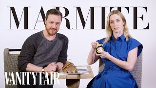 Download Emily Blunt and James McAvoy Explain a Typical British Day | Vanity Fair Video