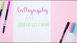 Download How To Hand-Letter Your Bullet Journal | Plan With Me Video