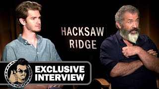 Download Mel Gibson and Andrew Garfield Exclusive Interview - HACKSAW RIDGE (JoBlo) Video