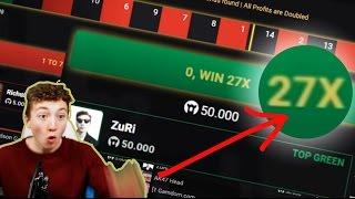 Download Wait... Gambling with bonuses?! 27x on green, Gambling on Gamdom! Video