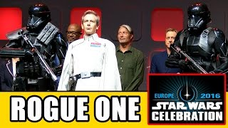Download ROGUE ONE Panel - Star Wars Celebration Video