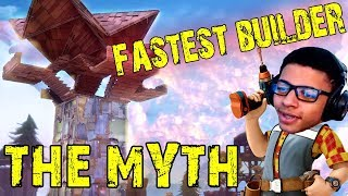 Download BEST FORTNITE BUILDER - The Myth Stream Highlights - Best Player Video