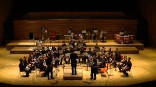 Download Dreamcatchers (Paul Lovatt Cooper) - University of Birmingham Brass Band Video