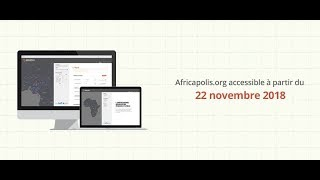 Download Africapolis ″visualiser l'urbanisation en Afrique″ Video