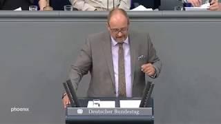 Download Bundestagsdebatte zum Hartz IV-Satz - Rede von Uwe Witt (AfD) am 07.06.19 Video