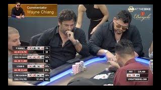 Download Live at the Bike $5/$10/$25 PLO - ″$40,000 PLO Pot w/ Poker Bros″ feat. Big Al & Wayne Chiang Video