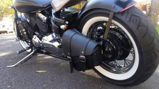 Download Yamaha XVS 650 Bobber Video