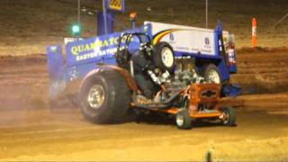 Download Mini Sled on Tractor Quambatook 2011 Video