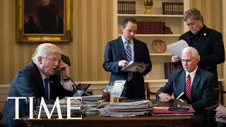 Download 'You're Fired.' Here's Who Donald Trump Has Removed During His Presidency: Steve Bannon's Out | TIME Video