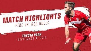 Download Match Highlights | Fire vs. New York Red Bulls (Sept. 9, 2017) Video