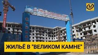 Download Жильё в ″Великом камне″ - китайцы строят арендные дома Video