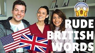 Download 🇬🇧British Words That Are RUDE in America! 🇺🇸 | American vs British Video