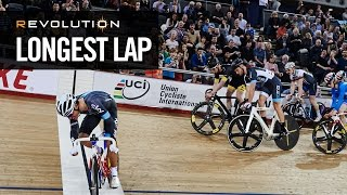 Download Clancy headbutts to victory in REVOLUTION Longest Lap Video