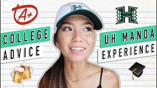 Download My Experience at UH Manoa + Useful College Advice! | Michelle Kanemitsu Video